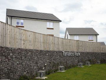 Torrance Park housing