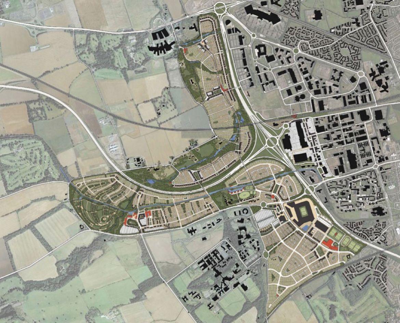 Edinburgh's Garden District Masterplan