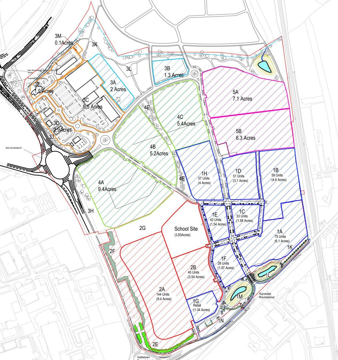 Kingdom Park Phases 3 - 5