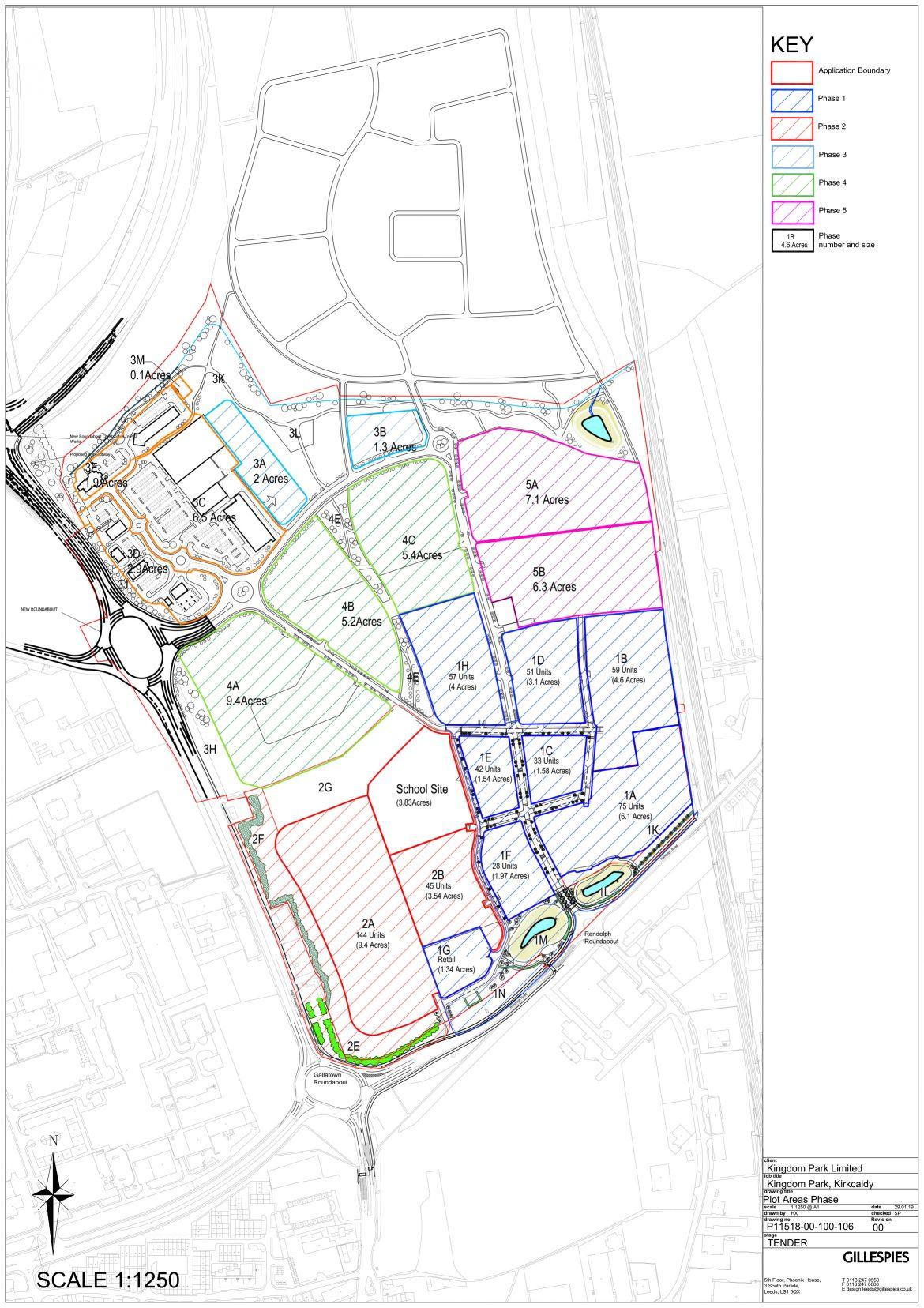 Kingdom Park Masterplan