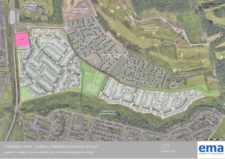 Torrance Park Masterplan